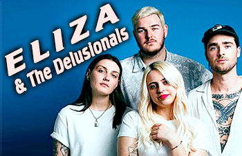 Eliza And The Delusionals